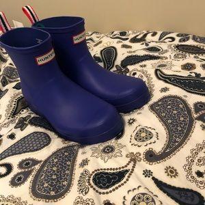 Hunter Boots PLAY ! ☂️☂️